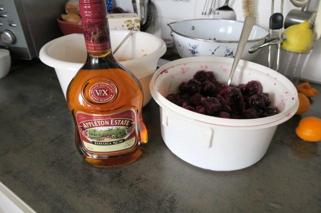Marillen-Kirsch Marmelade – 16