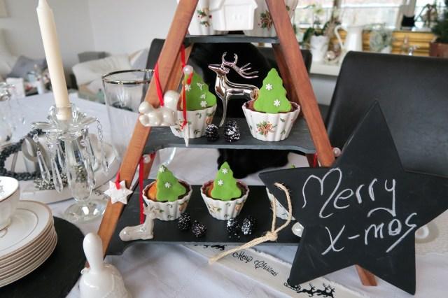 Weihnachtsbaum-Muffins – 31