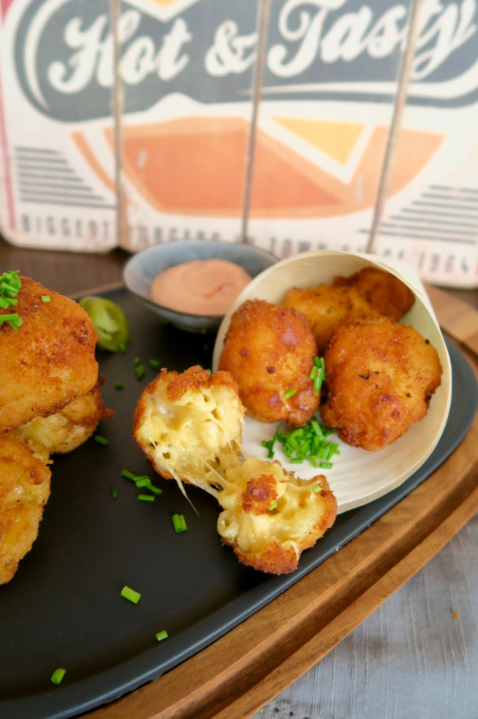 Mac 'n' Cheese Balls