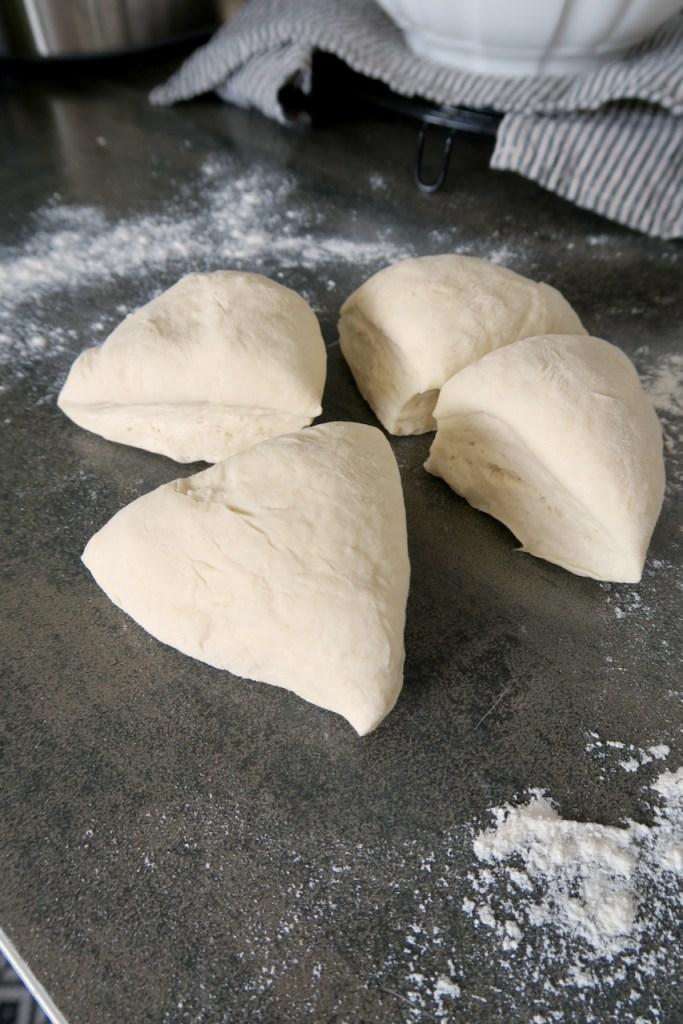 Hausgemachte Bagels