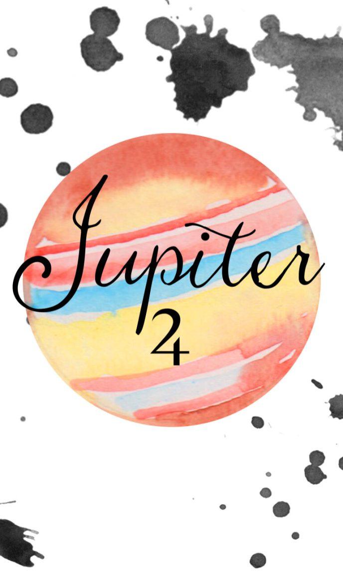 jupiter tarot-size