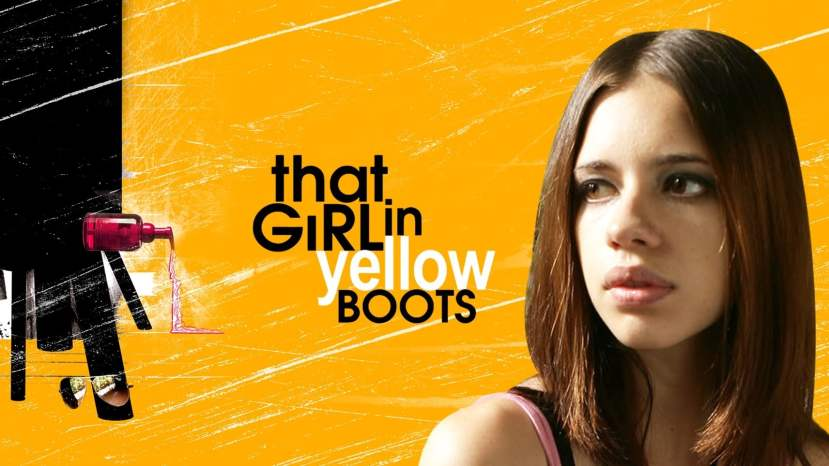 That Girl in Yellow Boots Hindi Movie Streaming Online Watch on Google Play, Jio Cinema, Netflix , Voot, Youtube, Yupp Tv , iTunes