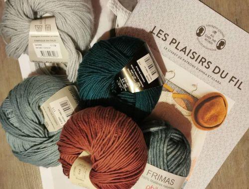 Modèles tricot conseils