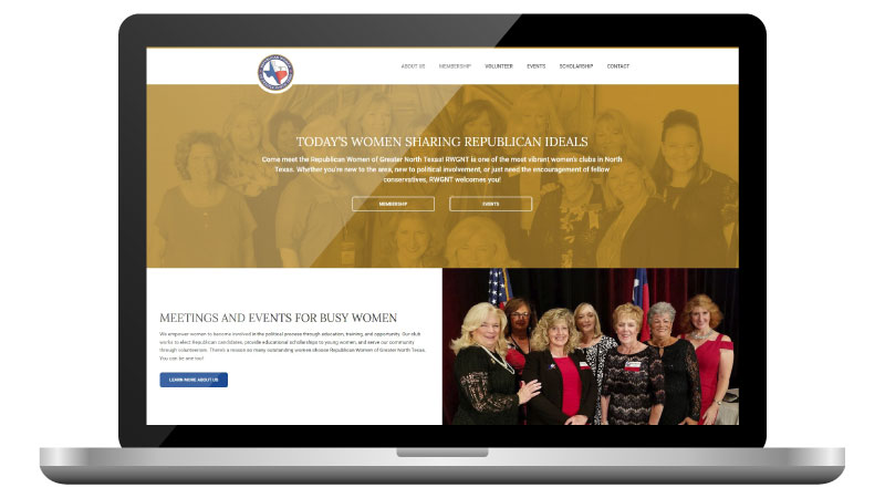 Republican Women's Group Website