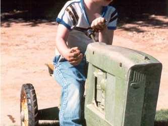 Driving tractors