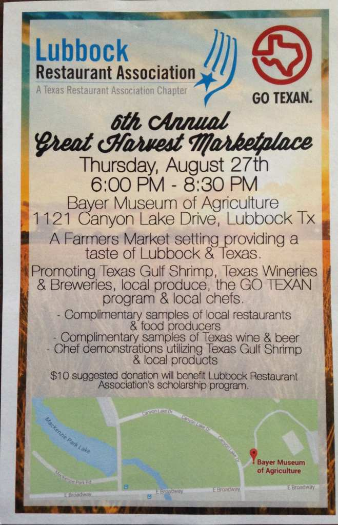 2015 Great Harvest Marketplace Flyer 1 (1)