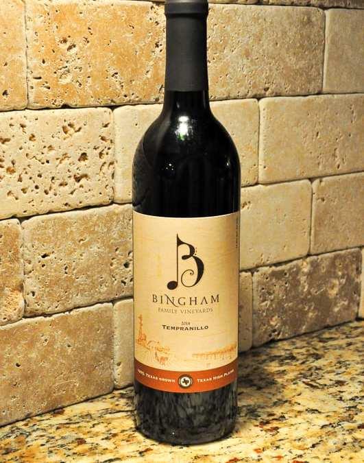 Celebrate 2016 National Tempranillo Day with Bingham Family Vineyards Tempranillo