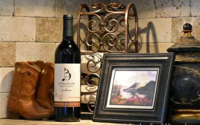 2015 Mourvèdre, Monthly Wine Club Wine for September
