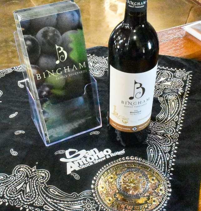 San Antonio ~ Best Texas Wine 2019