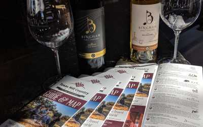 Texas Hill Country Wineries 2019-2020 Guide & Map