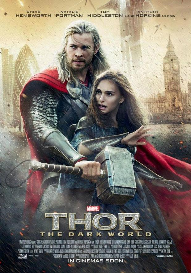 Thor%3A+The+Dark+World+in+theaters+now