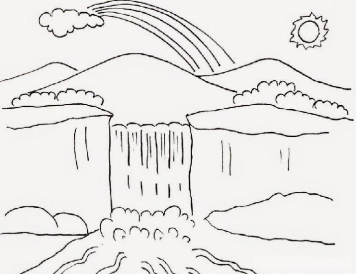 15 Keren Abis Pemandangan Hitam Putih Hd