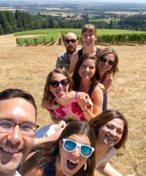 Wine camp!