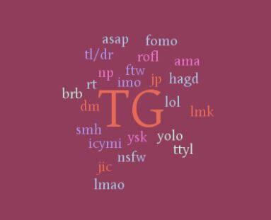 Acronym Wordle
