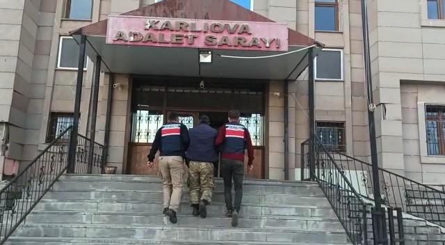 Bingöl'de kasten öldürme suçundan aranan şüpheli yakalandı