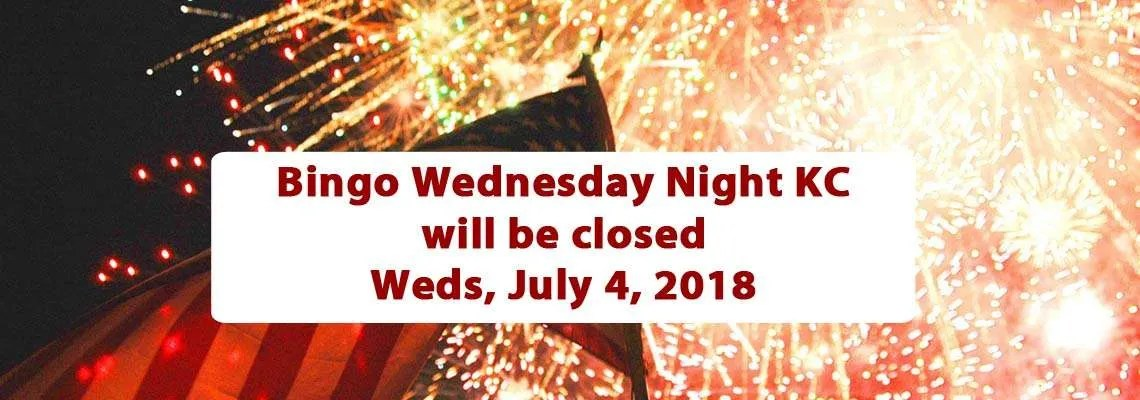Closed Independence Day 2018