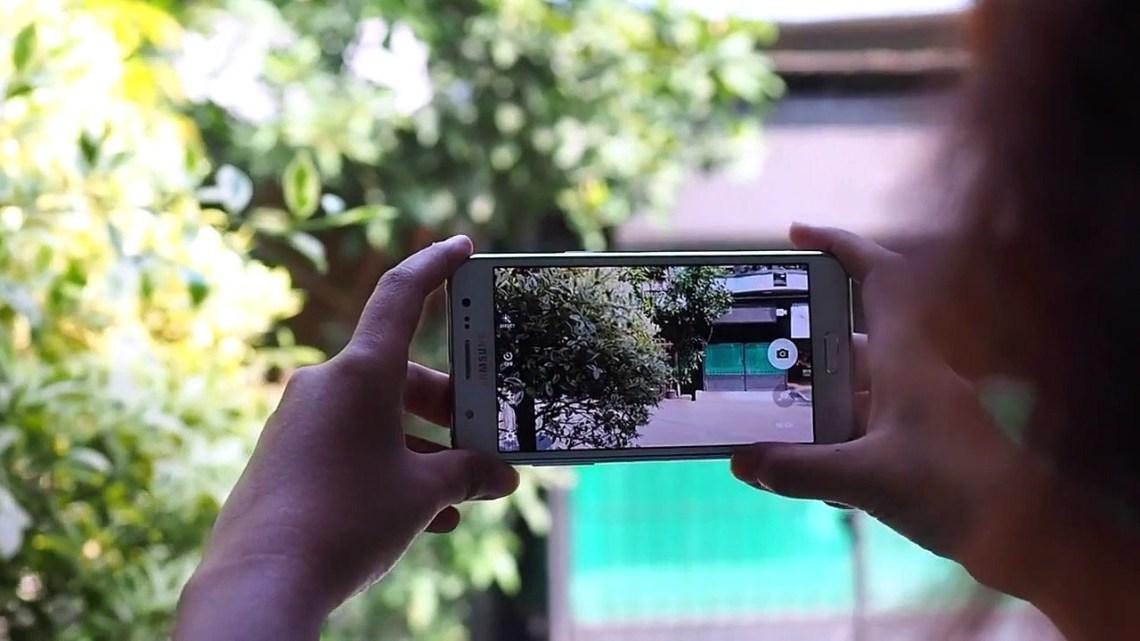 Camera Samsung J5