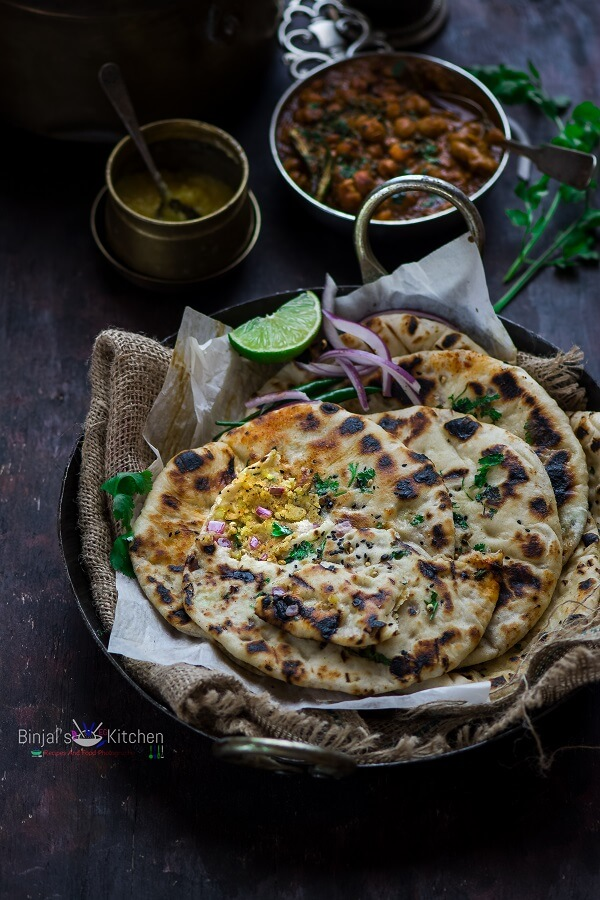 Amritsari Aloo Kulcha
