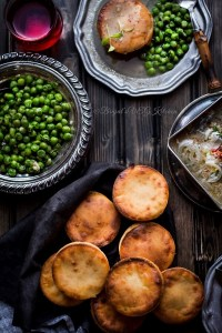 Eggless Yorkshire Pudding