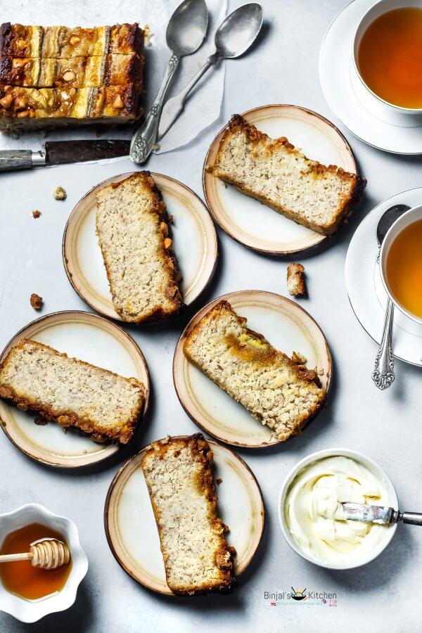 Vegan Gluten Free Banana Bread