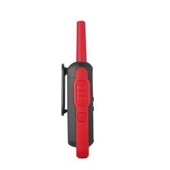 Motorola T62 rood zwart 2