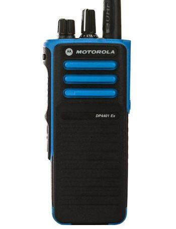 Motorola dp4401 2 BINK portofoons