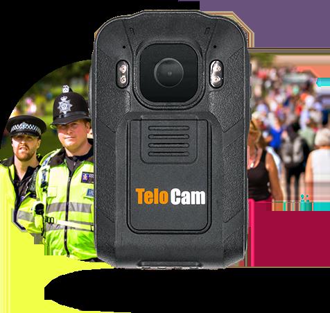 TELO handmicrofoon camera T6 voorkant