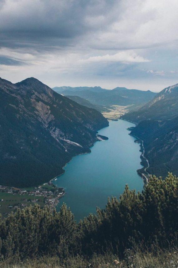 Ein Hauch von Norwegen bei der Wanderung auf den Bärenkopf am Achensee in Österreich