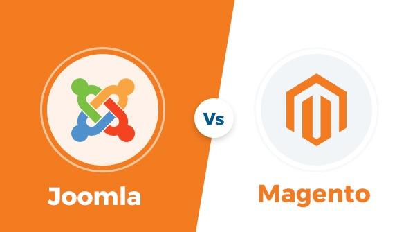 Magento vs. Joomla CMS