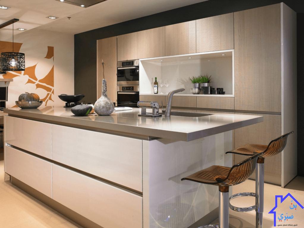 مطابخ مودرن شوفي انواع تصاميم المطابخ واختاري المناسب لمطبخك