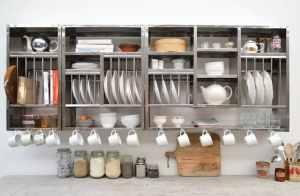افكار لتنظيم المطابخ