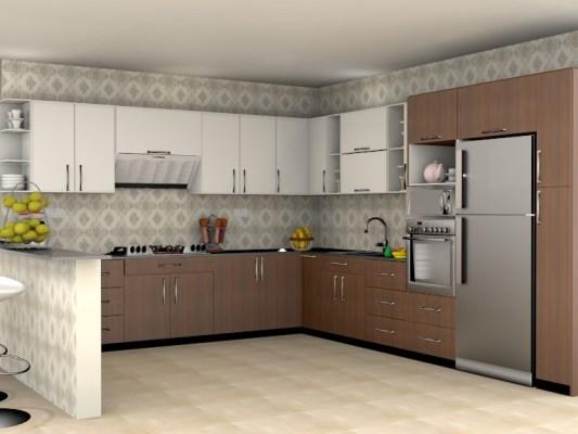 أرقى تصاميم لديكورات مطابخ حديثة صممت في عام 2020 2