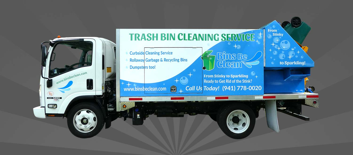 Garbage Bin Cleaning Company