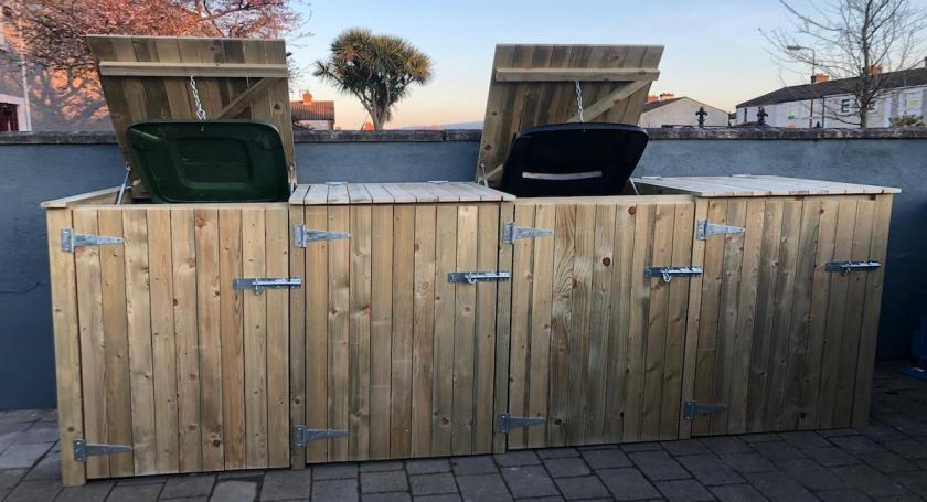 Trash Can Storage Ireland