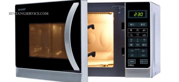 service microwave jakarta