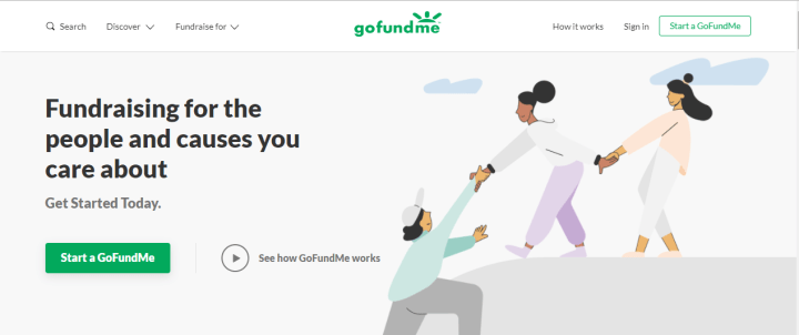 website for crowdfunding