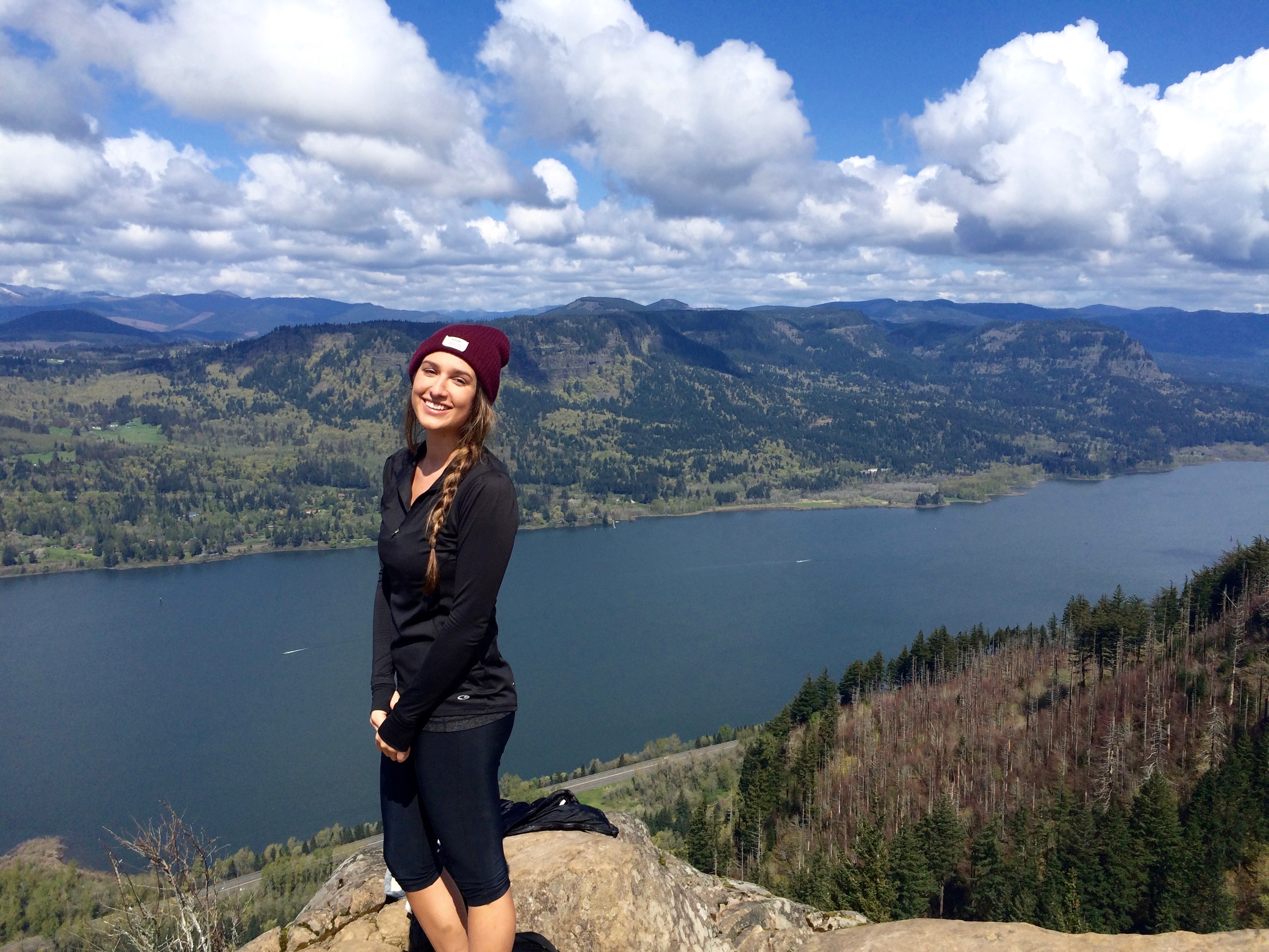 Columbia River Gorge Hike