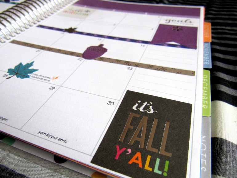 IMG 0482 - Binx Thinx About: The Erin Condren Life Planner