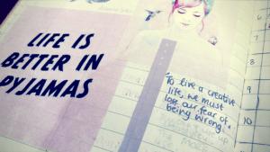 My First Bullet Journal 1 - My First Bullet Journal (1)