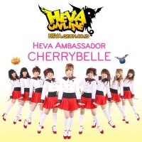 Cherrybelle – Brand Ambassador Heva Online