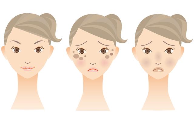 肌のくすみを解消する方法