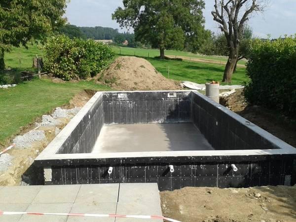 piscine en kit semi enterree devis