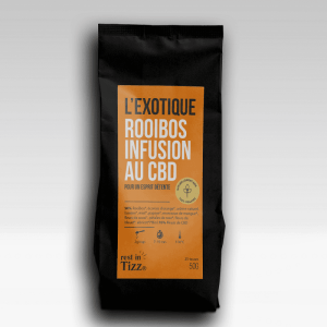 Infusion Rooibos Chanvre