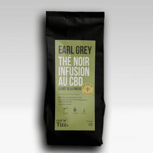 Thé noir Earl Grey chanvre