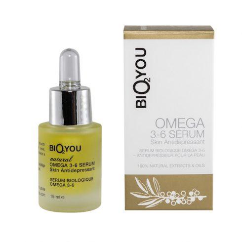 Bio2You biologisch OMEGA 3-6 SERUM tegen huidverslapping