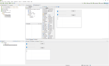 TagTeam :: Install Useful Eclipse Plugins in Bio7 for R, Data