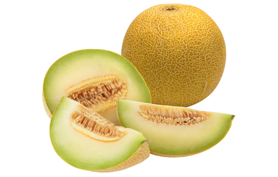 Bioalgarrobo melón galia ecológico