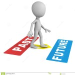 past-to-future-walking-little-d-man-white-background-over-textured-floor-31046304