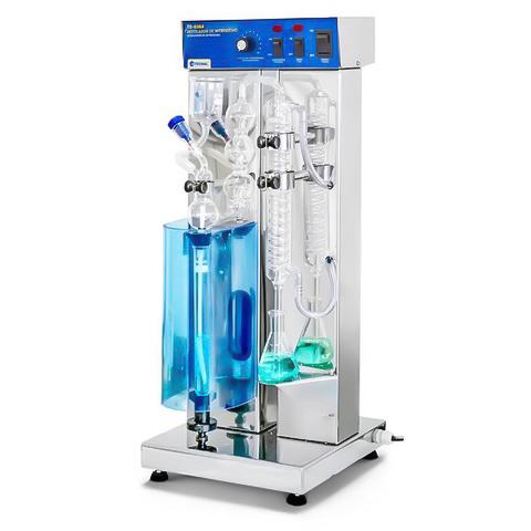 Destilador de Nitrógeno