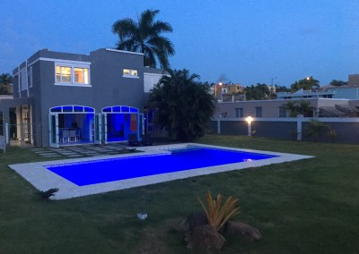Luquillo – Private Pool up 10 people – 4 Br = ($32.5 person/night if u are 10)